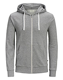 Jack & Jones Boys Full Zip Hoodie