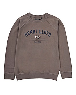 Henri Lloyd Boys Crew Neck Sweatshirt