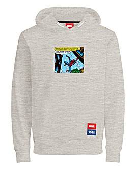 Jack & Jones Boys Spiderman Hoodie