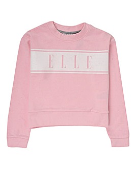 Elle Girls Crew Neck Sweatshirt