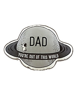 Dad Out of this World Cushion