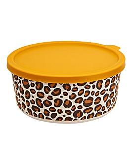 Leopard Love Lunch Box