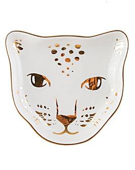 Leopard Love Trinket Dish