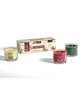 Yankee Candle 3 Candle Mini Set