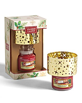 Yankee Candle 1 Jar and Shade Set