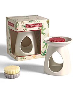 Yankee Candle Melt Warmer Gift Set