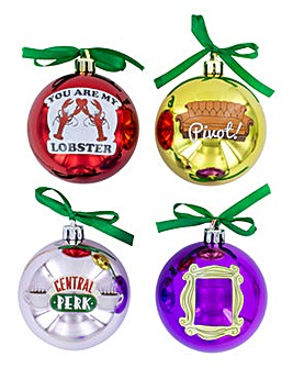 Friends Tree Decorations