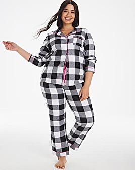 Pretty Secrets Button Through Pyjama