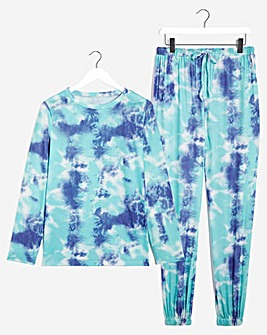 Pretty Secrets Long Sleeve Jogger Set
