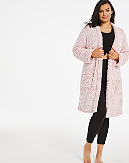Pretty Secrets Borg Cosy Cardigan