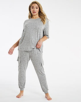 Pretty Secrets Cargo Pant Lounge Set