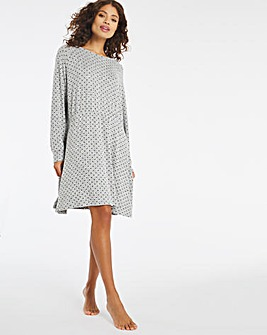 Pretty Secrets Smock Lounge Dress
