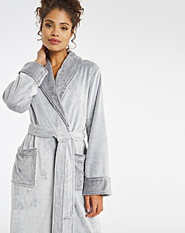 Pretty Secrets Value Shawl Collar Gown