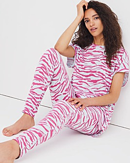 Pretty Secrets Jersey Value Legging Set