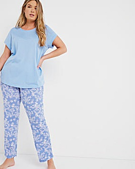 Pretty Secrets Jersey Value Short Sleeve PJ Set