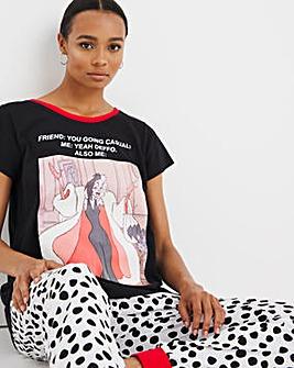 Cruella Pyjama Set