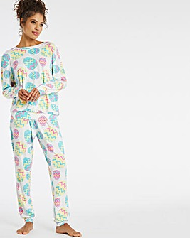 Pretty Secrets Supersoft Lightweight Fleece Twosie