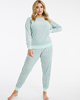 Pretty Secrets Minky Fleece Twosie