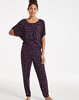Pretty Secrets Slouchy Cuffed Pyjama Set