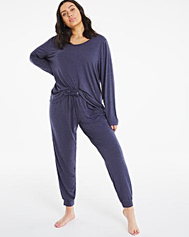 Pretty Secrets Cuffed Leg Pyjama Set