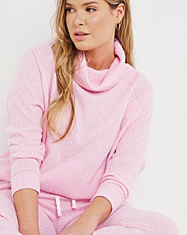 Pretty Secrets Brushed Blouson Set