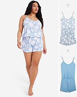 Pretty Secrets Value 2 Pack Playsuits