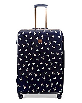 Oasis Hummingbird Print Large Case
