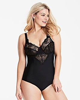 Ella Firm Control Black Bodyshaper
