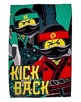 Lego Ninjago Movie Jungle Fleece