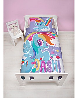 My Little Pony Crush Junior Panel Duvet