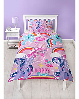 My Little Pony Crush Single Rotary Duvet