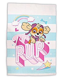 Paw Patrol Pastels Polar Fleece