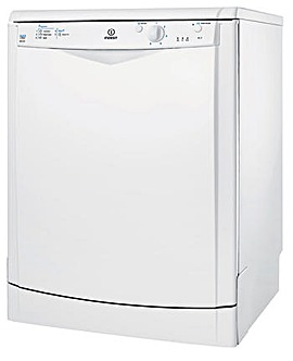 Indesit DFG15B1 Fullsize Dishwasher