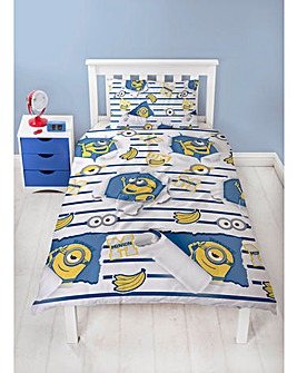 Despicable Me Awesome Single Duvet