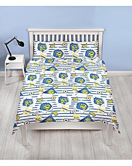 Despicable Me Awesome Double Duvet