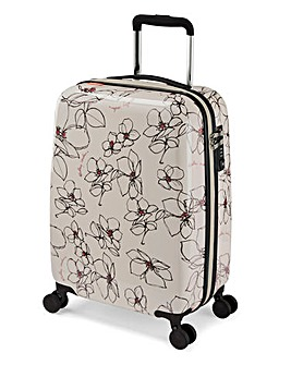 Radley Linear Flower Small 4 Wheel Case
