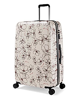 Radley Linear Flower Large 4 Wheel Case