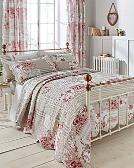 Betsy Patchwork Throwover Double