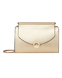 Fiorelli Kate Gold Clutch Bag