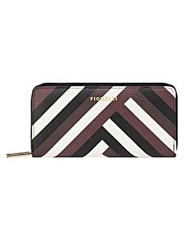Fiorelli Chevron Print City Purse