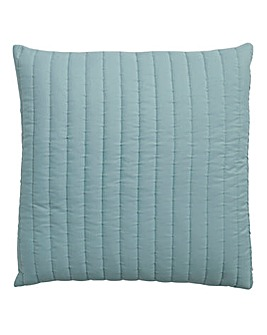 Stitch Quilted Cushion 43 x 43cm