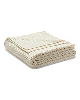 Fine Knit Throw - 150 X 200