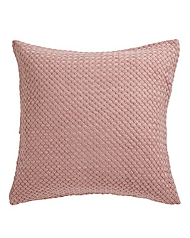 Fine Knit Square filled Cushion