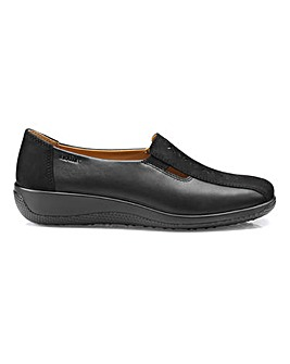 Hotter Calypso Wide Fit Slip On Shoe
