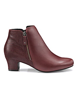 Hotter Delight Standard Fit Heeled Boot