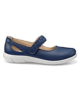 Hotter Shake Wide Fit Touch Close Shoe