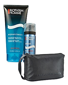Biotherm Aquafitness Set Beauty Case