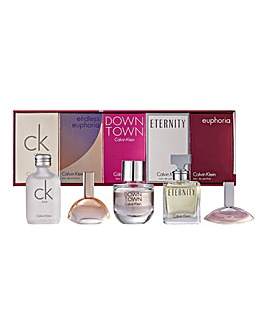 CK Mini Ladies Fragrance Set