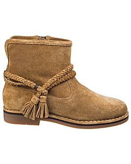 Hush Puppies Charity Catelyn Ankle Boots