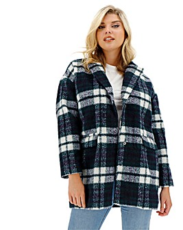 Lumberjack Check Coat
